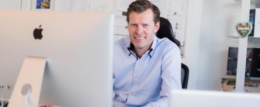 Martin Klein Geschäftsführer der MSH AND MORE Werbeagentur